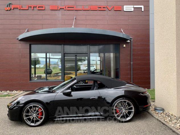 Porsche 911 911 TYPE 992 CARRERA 4S CABRIOLET 450CV PDK MATRIX LED NOIR Occasion - 8