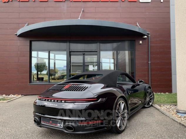 Porsche 911 911 TYPE 992 CARRERA 4S CABRIOLET 450CV PDK MATRIX LED NOIR Occasion - 9