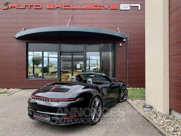 Porsche 911 911 TYPE 992 CARRERA 4S CABRIOLET 450CV PDK MATRIX LED NOIR Occasion - 10