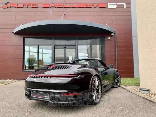 Porsche 911 911 TYPE 992 CARRERA 4S CABRIOLET 450CV PDK MATRIX LED NOIR Occasion - 11