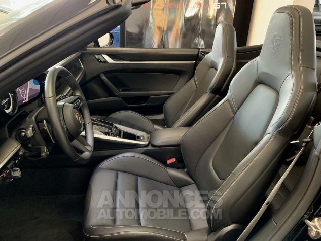 Porsche 911 911 TYPE 992 CARRERA 4S CABRIOLET 450CV PDK MATRIX LED NOIR Occasion - 13
