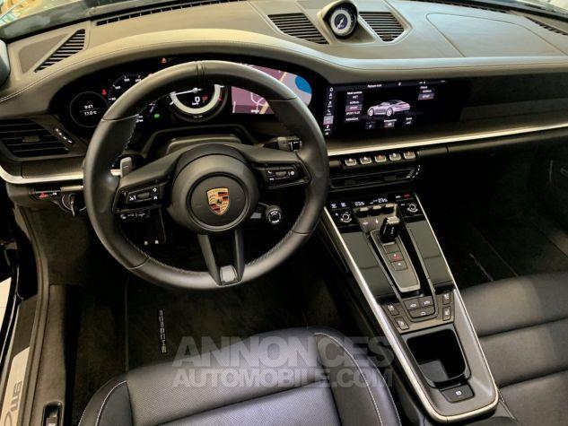 Porsche 911 911 TYPE 992 CARRERA 4S CABRIOLET 450CV PDK MATRIX LED NOIR Occasion - 14