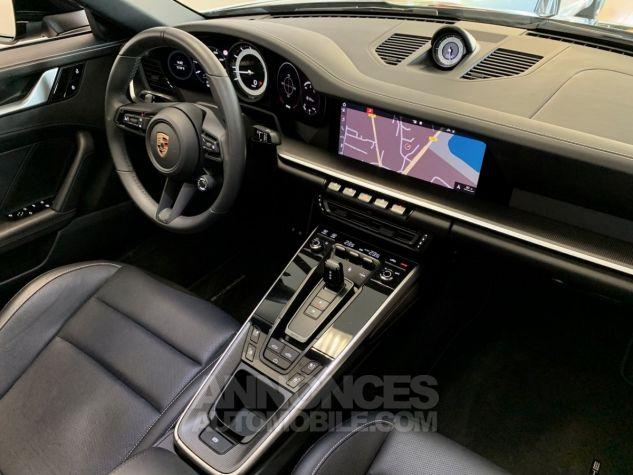 Porsche 911 911 TYPE 992 CARRERA 4S CABRIOLET 450CV PDK MATRIX LED NOIR Occasion - 17