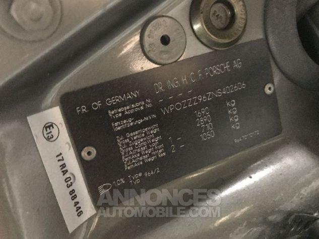 Porsche 911 964 CARRERA 2 GRIS Occasion - 12