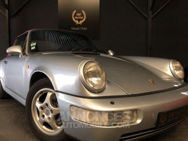 Porsche 911 964 Carrera 2 Etat Concours GRIS Occasion - 0