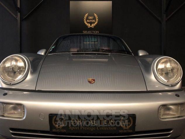Porsche 911 964 Carrera 2 Etat Concours GRIS Occasion - 1