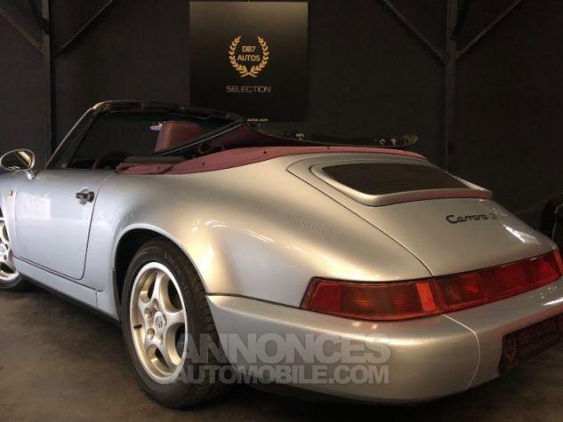 Porsche 911 964 Carrera 2 Etat Concours GRIS Occasion - 2
