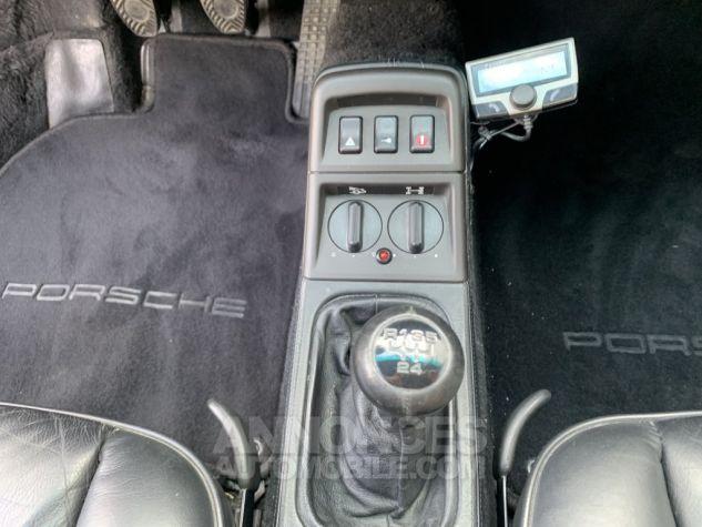 Porsche 911 (964) COUPE CARRERA 4 ARGENT METAL Occasion - 16