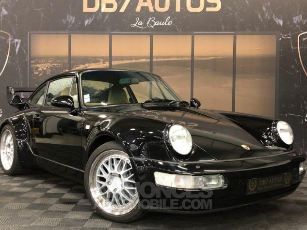 Porsche 911 965 TURBO GT RARE NOIR Occasion - 0