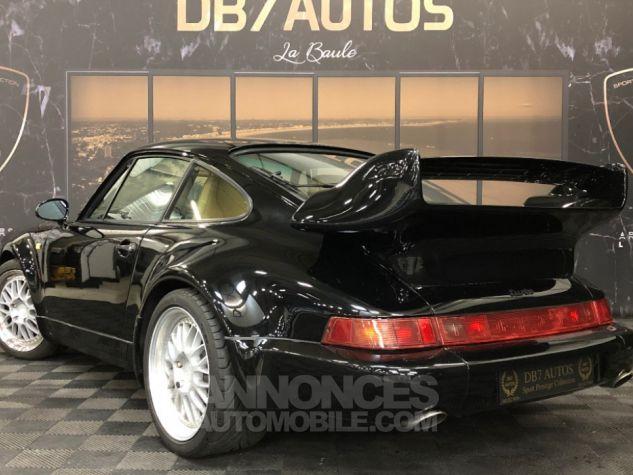 Porsche 911 965 TURBO GT RARE NOIR Occasion - 2