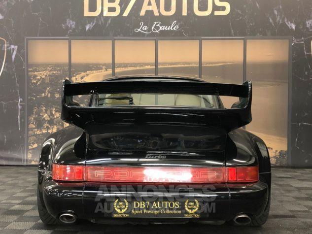 Porsche 911 965 TURBO GT RARE NOIR Occasion - 7