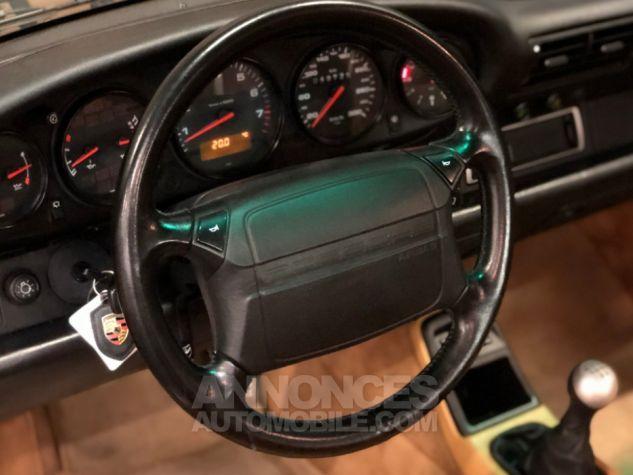 Porsche 911 965 TURBO GT RARE NOIR Occasion - 12