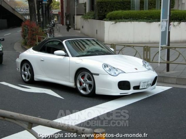 Porsche 911 991 Noir Occasion - 3