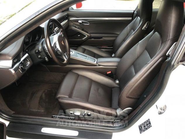 Porsche 911 991 CARRERA 4S PDK BLANC Occasion - 10