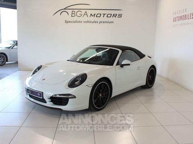 Porsche 911 991 CARRERA PDK BLANC Occasion - 0