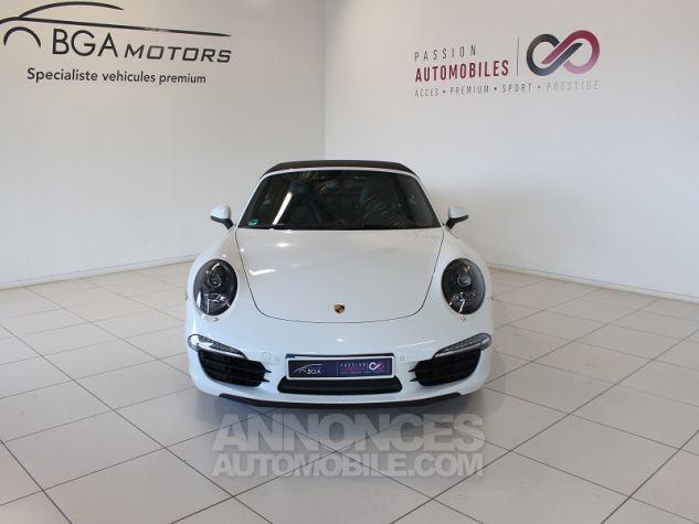 Porsche 911 991 CARRERA PDK BLANC Occasion - 1