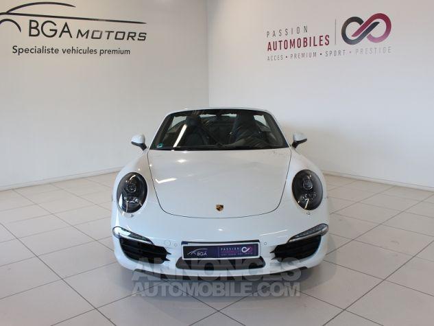 Porsche 911 991 CARRERA PDK BLANC Occasion - 2