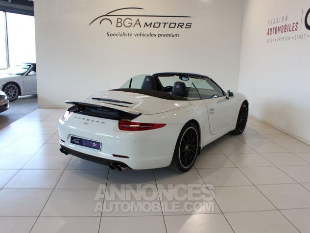 Porsche 911 991 CARRERA PDK BLANC Occasion - 3