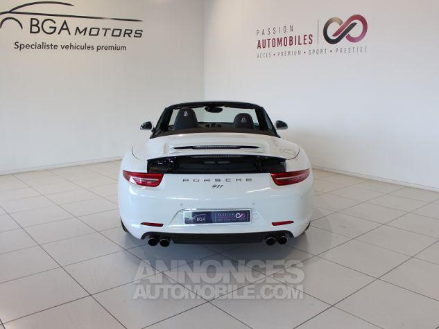 Porsche 911 991 CARRERA PDK BLANC Occasion - 4