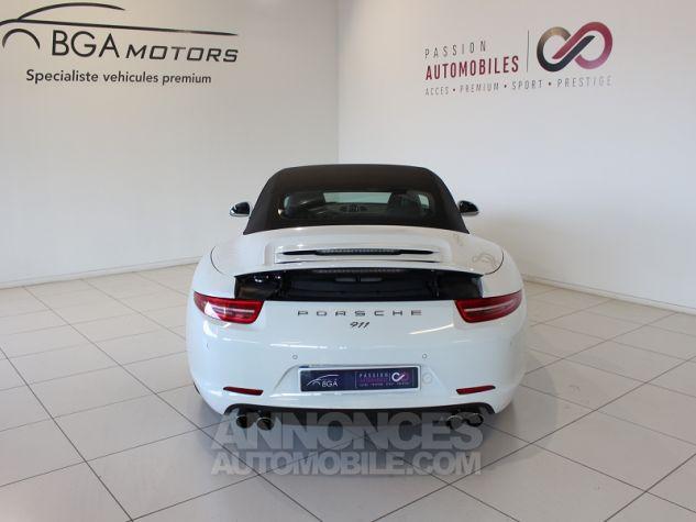 Porsche 911 991 CARRERA PDK BLANC Occasion - 6