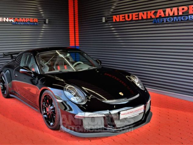 Porsche 911 991 GT3 NOIR Occasion - 0