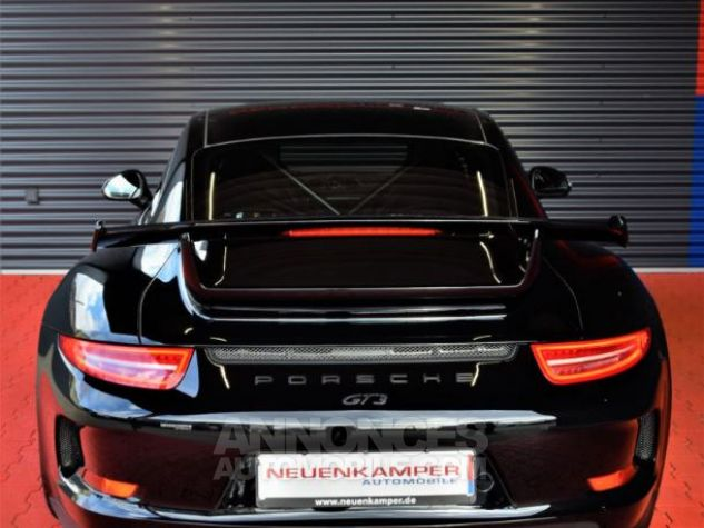Porsche 911 991 GT3 NOIR Occasion - 7