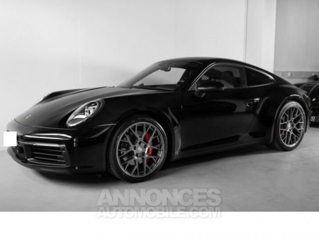 Porsche 911 992 carrera 4S coupé noir tief métal Occasion - 1