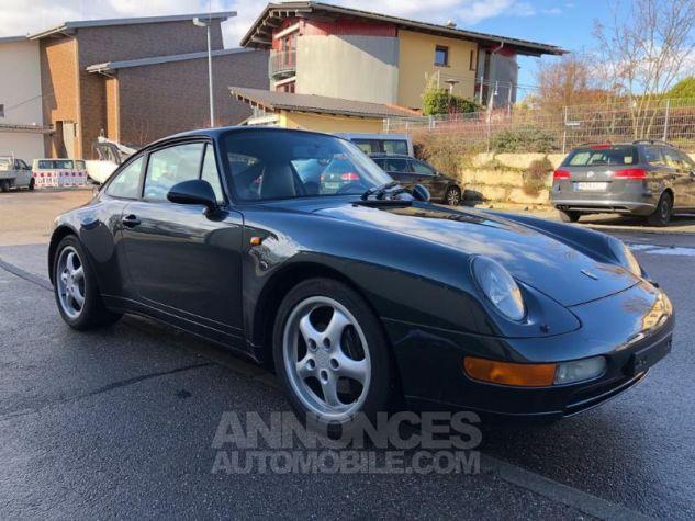 Porsche 911 993 272CH CARRERA BV6 VERT AVENTURE Occasion - 0