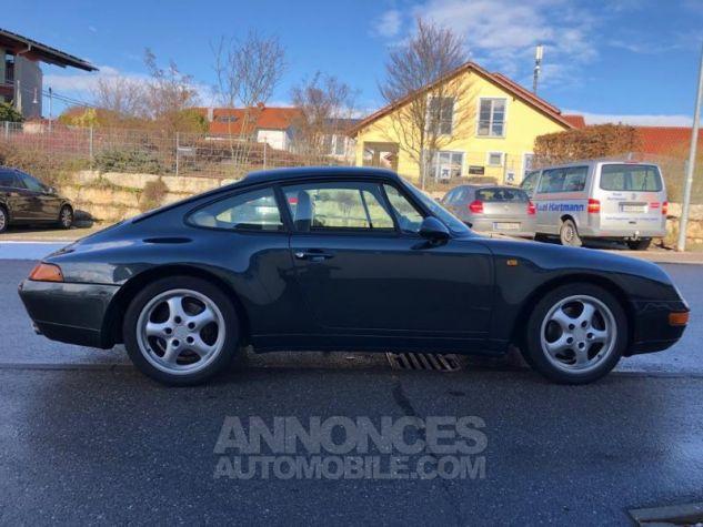 Porsche 911 993 272CH CARRERA BV6 VERT AVENTURE Occasion - 1
