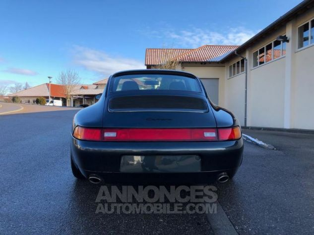 Porsche 911 993 272CH CARRERA BV6 VERT AVENTURE Occasion - 6