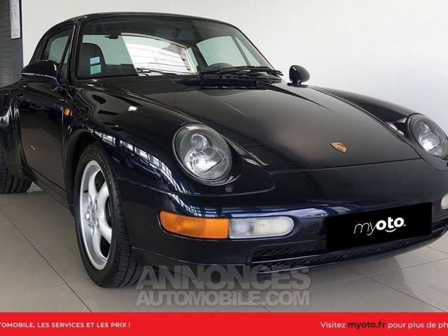 Porsche 911 993 272CH CARRERA BV6 BLEU F Occasion - 1
