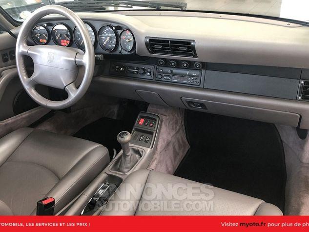 Porsche 911 993 272CH CARRERA BV6 BLEU F Occasion - 7
