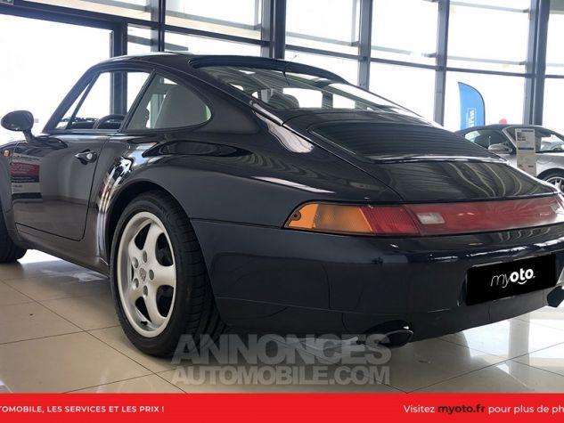 Porsche 911 993 272CH CARRERA BV6 BLEU F Occasion - 8