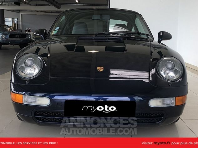 Porsche 911 993 272CH CARRERA BV6 BLEU F Occasion - 10
