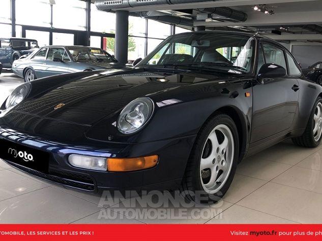Porsche 911 993 272CH CARRERA BV6 BLEU F Occasion - 12