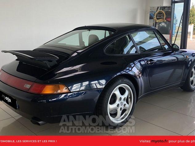 Porsche 911 993 272CH CARRERA BV6 BLEU F Occasion - 13