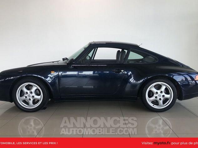 Porsche 911 993 272CH CARRERA BV6 BLEU F Occasion - 17