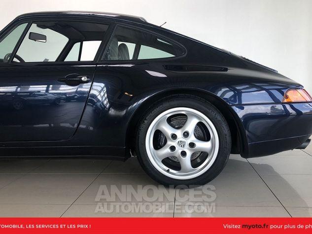Porsche 911 993 272CH CARRERA BV6 BLEU F Occasion - 18