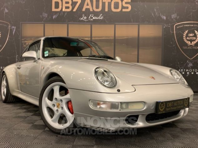Porsche 911 993 CARRERA S CARNET COMPLET GRIS Occasion - 0