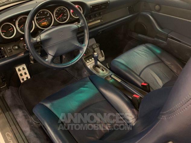 Porsche 911 993 CARRERA S CARNET COMPLET GRIS Occasion - 2