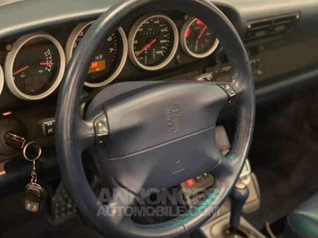 Porsche 911 993 CARRERA S CARNET COMPLET GRIS Occasion - 18
