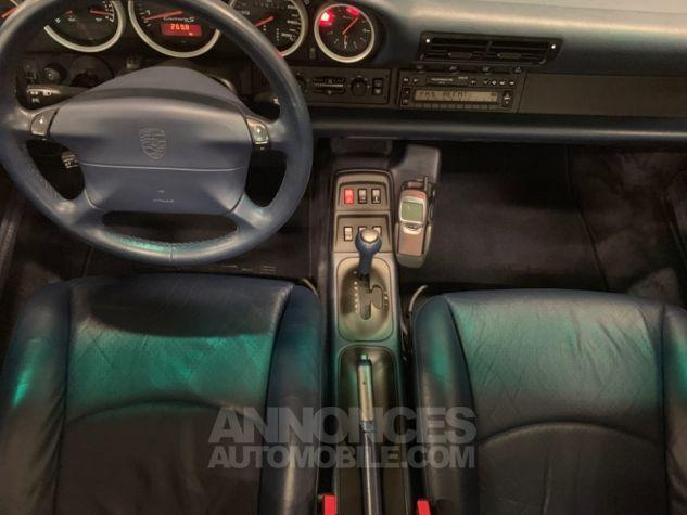 Porsche 911 993 CARRERA S CARNET COMPLET GRIS Occasion - 19