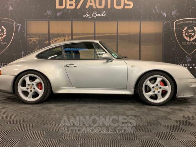 Porsche 911 993 CARRERA S CARNET COMPLET GRIS Occasion - 21