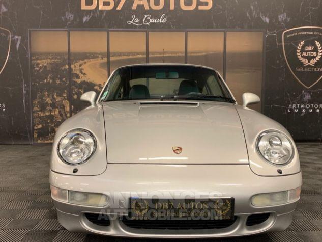 Porsche 911 993 CARRERA S CARNET COMPLET GRIS Occasion - 22