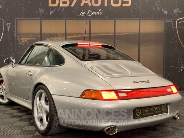 Porsche 911 993 CARRERA S CARNET COMPLET GRIS Occasion - 23