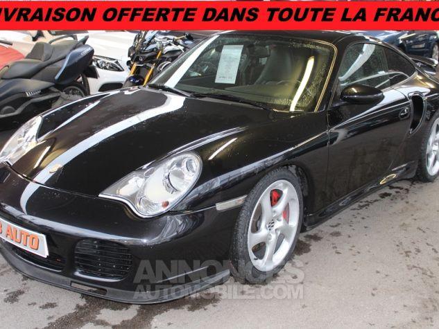 Porsche 911 996 420CH TURBO BV6 NOIR Occasion - 0