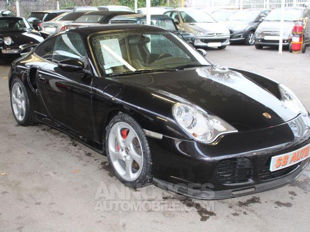 Porsche 911 996 420CH TURBO BV6 NOIR Occasion - 1