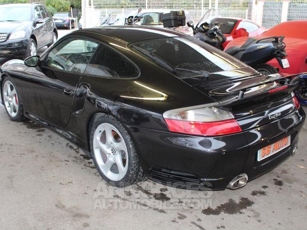 Porsche 911 996 420CH TURBO BV6 NOIR Occasion - 3
