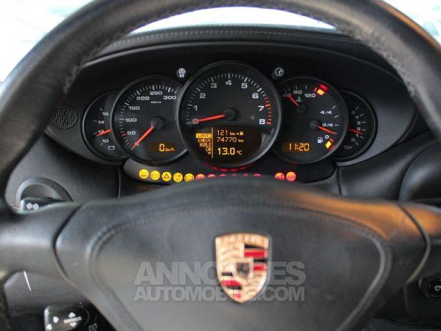 Porsche 911 996 420CH TURBO BV6 NOIR Occasion - 7