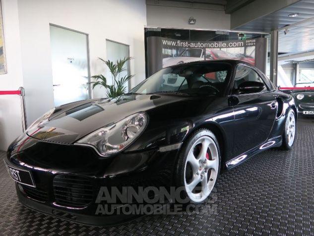 Porsche 911 996 420CH TURBO TIPTRONIC S NOIR BASALT Occasion - 0